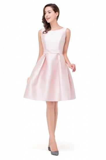 BMbridal Elegant Sleeveless Short A-Line Knee Length Prom Dress_4