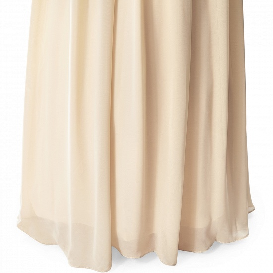 BMbridal A-line V-neck Chiffon Party Dress With Sequined_10