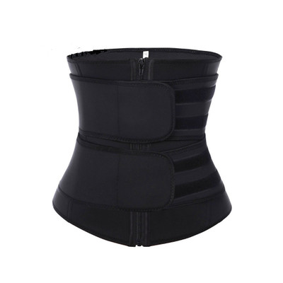 BMbridal Body Shaper Wrap Belt Waist Trainer Cincher Corset Fitness Sweat Belt Girdle Shapewear_4