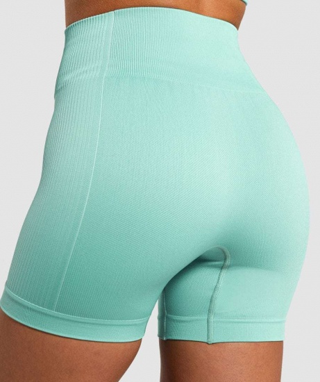 Sexy Women 2PCS Yoga Set Female Short Sleeves Top Fitness Shorts Running Gym Sports Clothes Suit_27