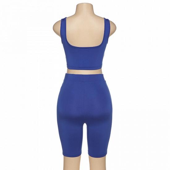 Women Yoga Set Gym Seamless 2 Piece Suit High Waist Pants And Shirts Sport Fitness_10