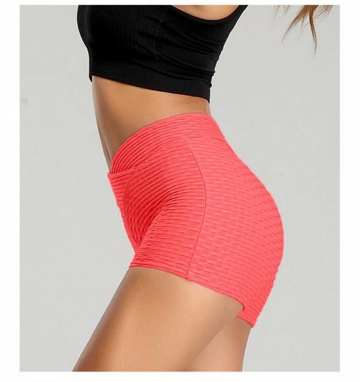 BMbridal Women's High Waist Sports Short Workout Running Fitness Leggings Female Mesh Shorts Gym Yoga Leggings_14
