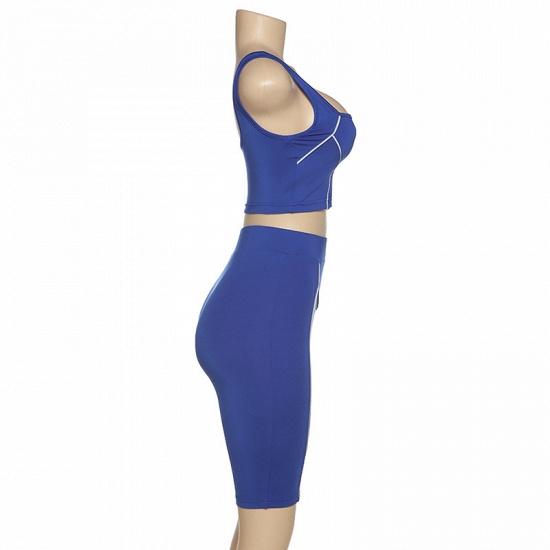 Women Yoga Set Gym Seamless 2 Piece Suit High Waist Pants And Shirts Sport Fitness_8