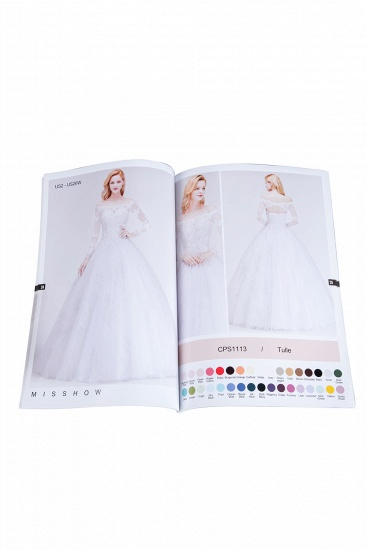 Brochure for the Dress Manual for the dresses_8